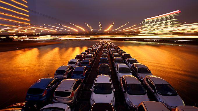 Das Gesamtbild wirft Fragen auf. Einzelne Autohersteller können sich derzeit aber noch gegen die Absatzkrise in Europa stemmen.