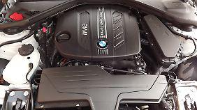 Der 2,0-Liter-Diesel ist leistungsstark und effizient.