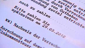n-tv Ratgeber Steuern & Recht: Experten empfehlen Einspruch