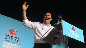 Rettungspaket kippen, Euro behalten?: Europa fürchtet Tsipras
