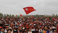 Die Frau der Freiheit: Aung San Suu Kyi