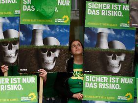 Die Grünen polarisieren nicht mehr mit ihren Forderungen. Der Atomausstieg ist längst Konsens.