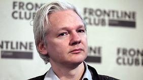 Julian Assange will nun nach Südamerika.