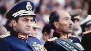 Ex-Diktator erneut verurteilt: Das Leben des Husni Mubarak