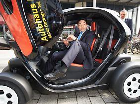 Die Politik schmückt sich gern mit den grünen Attributen der E-Autos. Subventionen gibt es aber nicht.