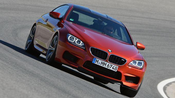 Mit einer Hochleistungsvariante hat BMW jetzt das Angebot der 6er-Baureihe nach oben abgerundet.