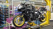 BMW Motorrad-Werk Spandau: Berliner Luft in allen Reifen