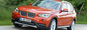 BMW X1: So etwas vermisst Daimler in der Mercedes-Produktpalette.