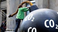 Viele Bürgerinitiativen protestieren gegen die CO2-Speicherung.