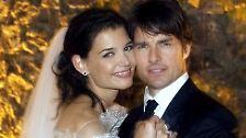 Nach nicht einmal sechs Jahren: Katie Holmes will die Scheidung