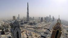 Wahnsinn aus Stahl und Beton: Der Koloss von Dubai