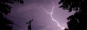 Millionen US-Bürger ohne Strom: Gewitter fordern mehrere Tote