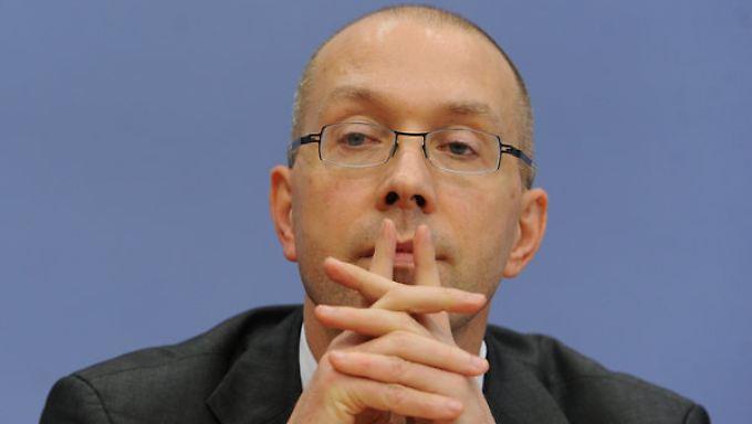 Sieht verheerende Entwicklungen auf dem Anleihenmarkt: Jörg Asmussen.