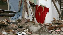 Immer wieder kommt es in Istanbul und Umgebung zu Erdbeben.