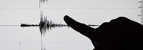 Forscher schlagen Alarm: Erdbeben in Kalifornien überfällig