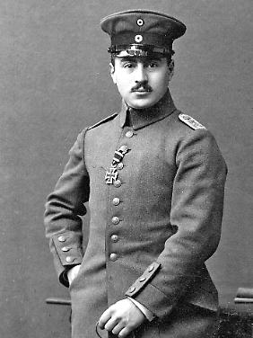 Ernst Hess war einer von zwei Juden, von denen bekannt ist, dass sie zeitweilig unter dem Schutz Adolf Hitlers standen.