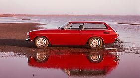 Der Ur-Vater der Shooting Brakes ist der Volvo 1800 ES.