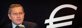 """Regling: """"Noch zwei bis drei Jahre"""": ESM-Chef sieht Krisenende"""