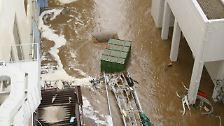 Die nahende Katastrophe: Wie der Tsunami Fukushima traf