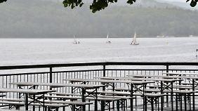 Grauer Himmel über Deutschland: Der Sommer lässt auf sich warten