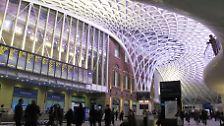 Von Abbey Road bis Zara Phillips: Olympiastadt London von A bis Z