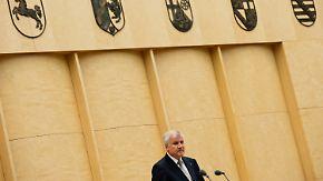 Bayern beschließt Klage gegen Finanzausgleich: Seehofer hat genug