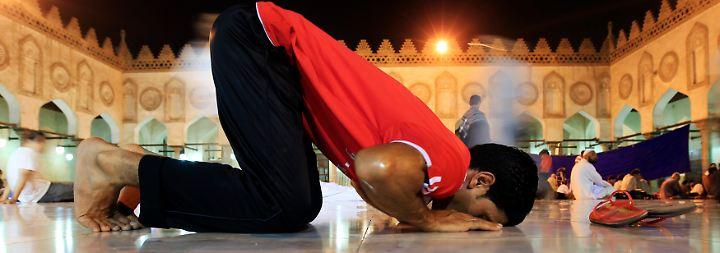 Schlemmen im Fastenmonat: Ramadan für Muslime in aller Welt