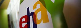 """Großartiges Quartal"": Krise perlt an Ebay ab"