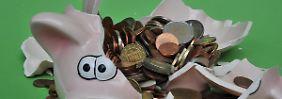 Wohin mit dem Ersparten?: So trotzen Sie Inflation und Niedrigzinsen