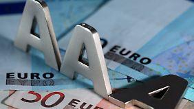 Politik reagiert gelassen: Moody's sägt an deutschem Spitzenrating