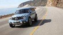 Mercedes plant ein Kompakt-SUV.