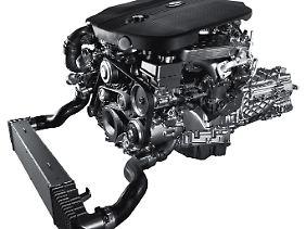 Die von Delphi gelieferten Einspritzdüsen des 2,2-Liter-Diesels stellten Mercedes eine Zeit lang vor Probleme.