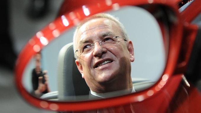 Topverdiener unter den Dax-Bossen: Winterkorn verdient 16,6 Millionen