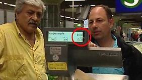 Lebensmittel falsch gewogen: Verbraucher werden oft getäuscht