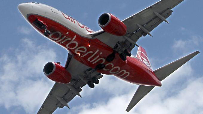 Air Berlin ist nach der Sicherheitsrangliste die einzige deutsche Fluggesellschaft, die in den vergangenen 30 Jahren keinen Unfall mit Todesfolge oder irreperablen Flugzeugschäden zu beklagen hatte.