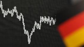 Konjunkturflaute in Deutschland: Unternehmen leiden unter Krise