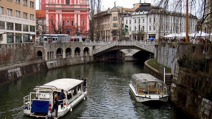 Sloweniens Bonität rückt in den Fokus der Ratingagenturen.