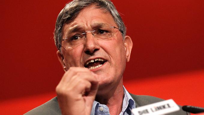 """Bernd Riexinger will """"Superreichtum zu einer Sache für Historiker machen""""."""