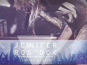 """""""Live in Berlin"""" von Jennifer Rostock ist ab sofort erhältlich."""