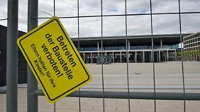 Hauptstadflughafen vor dem Aus: BER fehlen Milliarden
