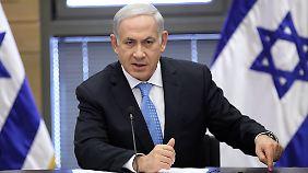 Plant Netanjahu wirklich einen Militärschlag?