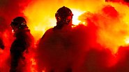 Todestunnel wird 50: Feuerfalle unter dem Mont Blanc