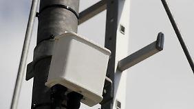 In Brandenburg und Mecklenburg-Vorpommern werden in den nächsten Monaten flächendeckend LTE-Antennen aufgestellt.