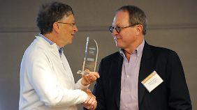 WC der Zukunft: Bill Gates sucht Öko-Klo