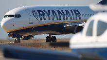 Der Tag: Ryanair-Piloten müssen fürs Wasser bezahlen