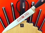 Die Zwilling-Messer erwiesen sich als beliebter als angenommen.