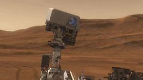 "Erste Mars-Mission steht bevor: ""Curiosity"" rollt bald los"