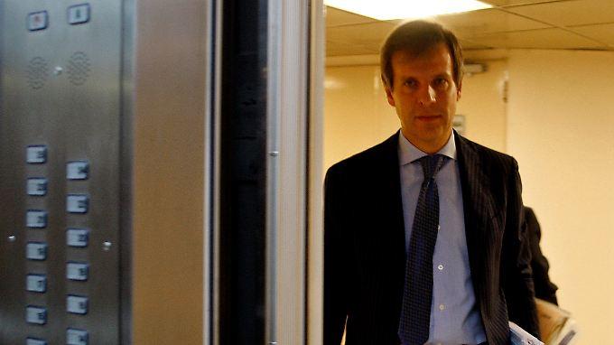 Will nicht mehr: Argentiniens Zentralbankchef Redrado.