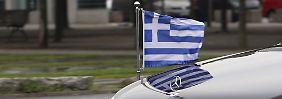 Athen, Berlin, Paris - so die für Touristen reizvolle Reiseroute Samaras'. Doch Athens Regierungschef hat auf seinem Trip unangenehme Aufgaben im Gepäck.
