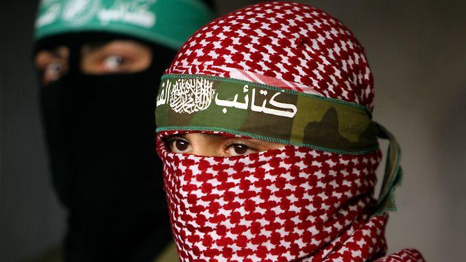 Die EU deklariert die Hamas als terroristische Vereinigung.